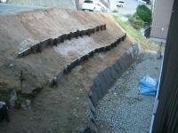石積み完成