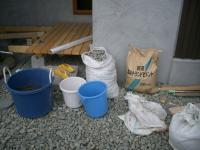 コンクリート打設材料