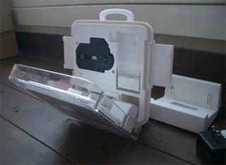 浴室用CDP-ぱかっと開けて