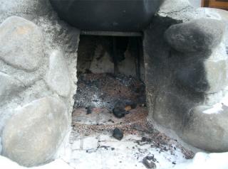 火室の状態