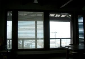 メイン眺望窓