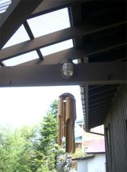 ベランダ灯