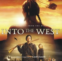 in to the west