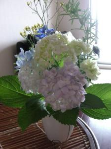 ゆいさんのお花