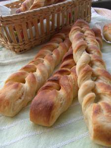 チーズ折込みパン
