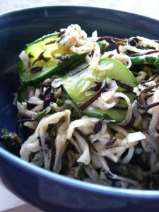 干し野菜料理