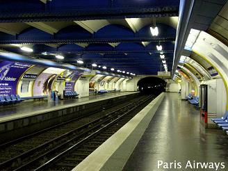 Charles Michels 駅