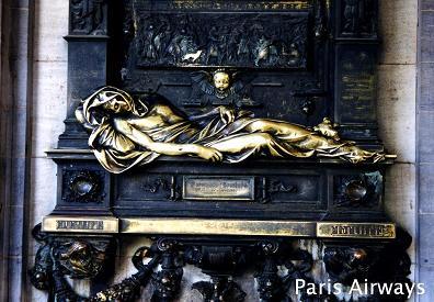 セルクラエスの像