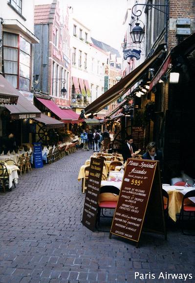 ブシェ通り Rue des Bouchers