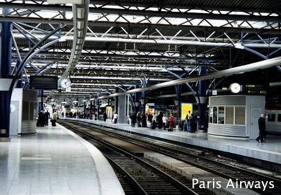 ブリュッセル南駅 ブリュッセルミディ