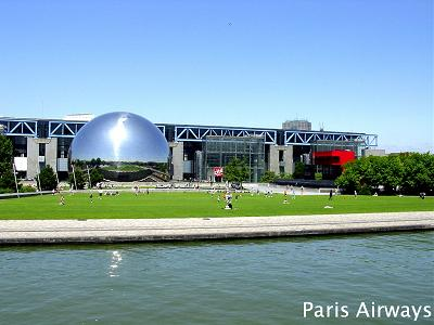 Cite des Sciences et de l'Industrie 科学・産業シティ