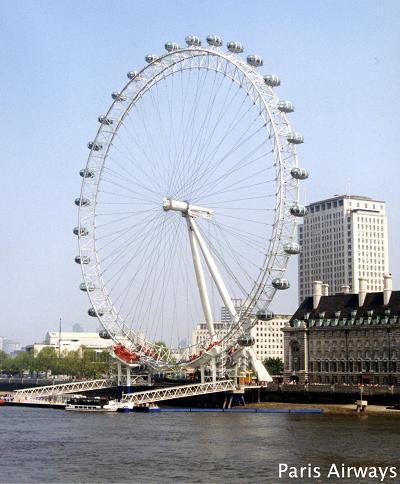 BA ロンドンアイ