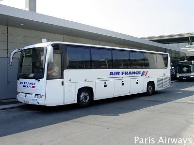 エールフランス バス