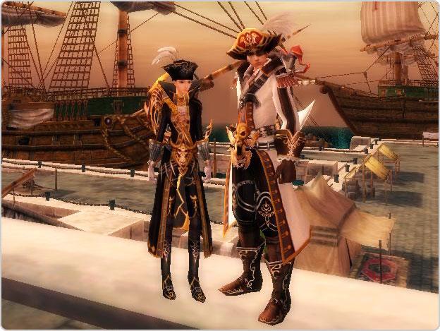 海賊服-女