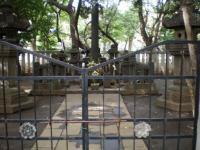 上野・天海遺髪塔