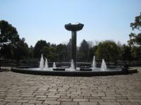 府中の森公園噴水