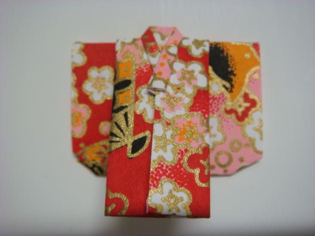 ハート 折り紙 着物 折り紙 折り方 : divulgando.net