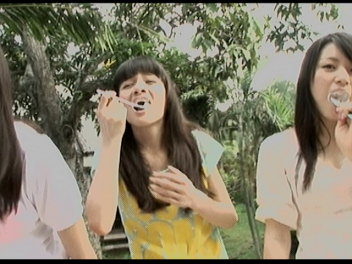 歯磨きポッシボー。