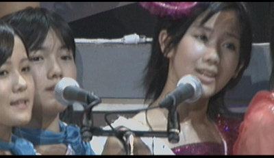 岡井姉妹。