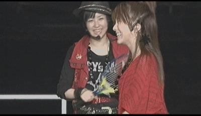 田中っちと佐紀ちゃん。