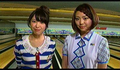 中早貴ちゃんと浅田梨奈選手。