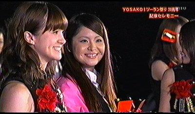 翔子ちゃんとカレンちゃん。