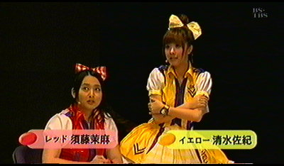 Berryz仮面佐紀ちゃん。