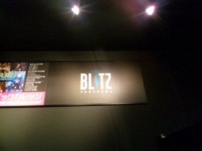 横浜BLITZ。