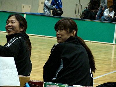 中田久美。