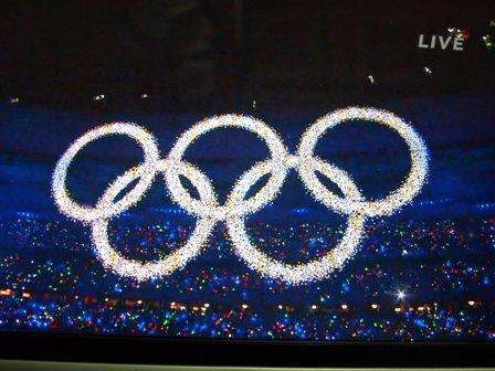 北京オリンピック開会