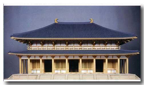 興福寺中金堂再建予定