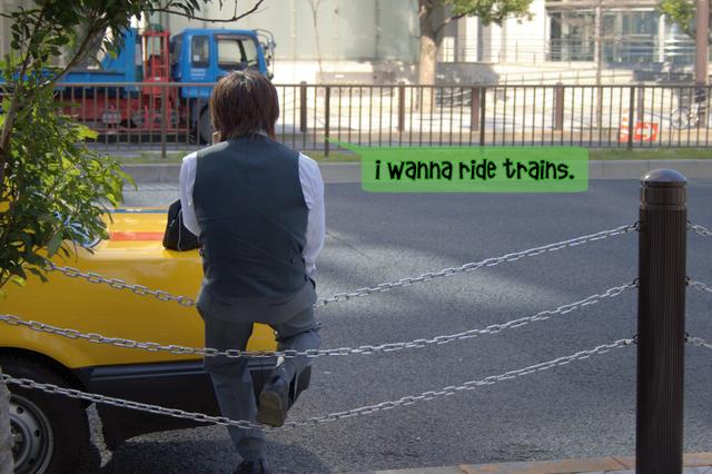 写真 作品集 タクシー