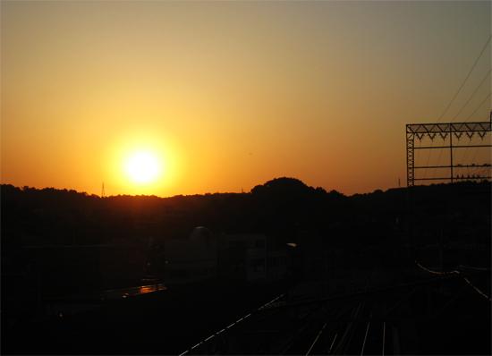 気持ちのいい日:朝の写真4