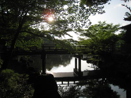 奈良公園の浮見堂3