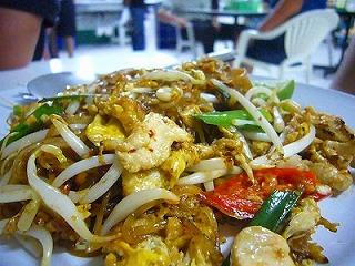 プーケットタウン レストラン タイ料理 食堂