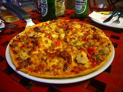 バングラ ピザ