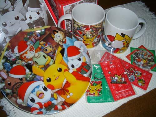 ポケモンクリスマス2007