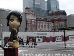 一気に東京駅