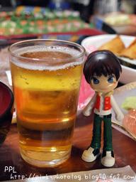 泡ナシビール