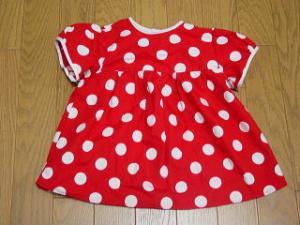 ミニーマウスドレス