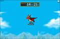 ドラゴン変身飛行演習