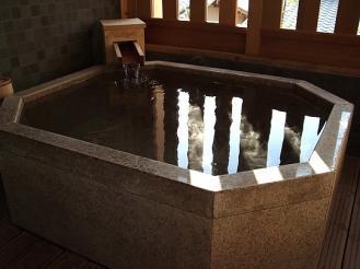 ばさら邸部屋風呂 (5)