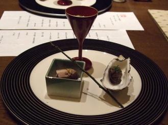 ばさら邸夕食 (2)