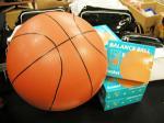 バスケットボール型バランスボール