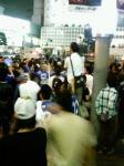 サポーターの暴動