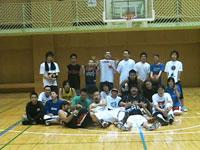 PLAYERSバスケの会