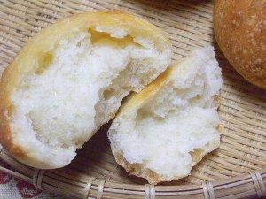丸パン断面300