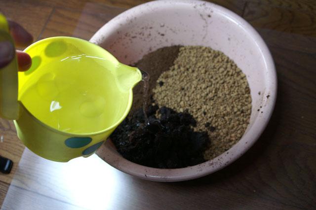 ポリ草作り2