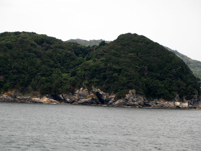 伊勢湾の島