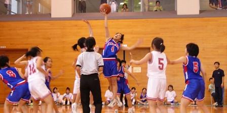 2003中体連(女バス)2